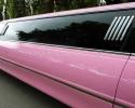 Noleggio Limousine Rosa