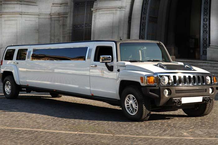 noleggio hummer limousine a roma